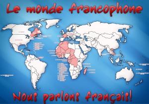 le-monde-francophone